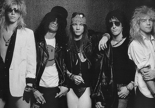 Guns N Roses Brilliant Disaster Unruly Hearts