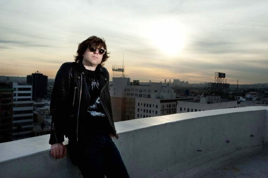 Singer and songwriter Ryan Adams
