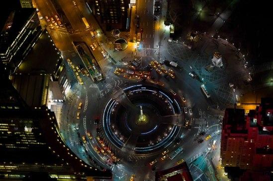 Columbus Circle Square, NYC