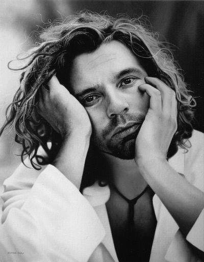 Michael Hutchence - INXS