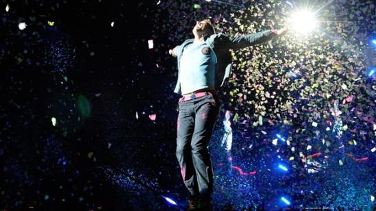 Music ROCKS! - Chris Martin