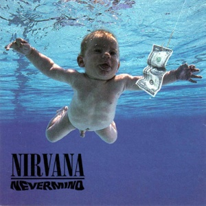 Nirvana - Nevermind. Cover art by Robbert Fisher.