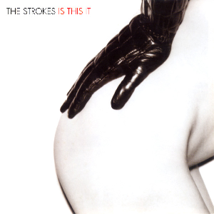 The Strokes - Is this It.. Cover art by Colin Lane