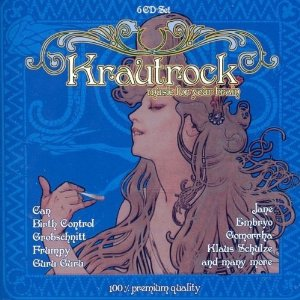 Krautrock - Music for Your Brain [Box set]  available @ Amazon - 1 box in stock