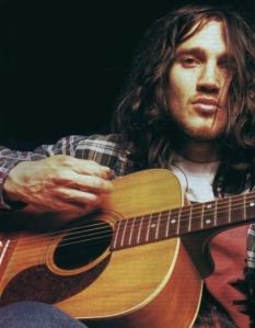 """John Frusciante """"Flea"""""""