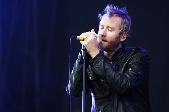 Matt Berninger of the National.  - Gary Wolstenholme/Redferns