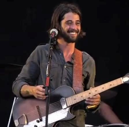 Singer/songwriter and musician Ryan Bingham