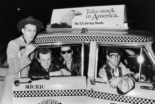 Clash in New York  Cab