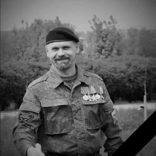 Donbass Commander Alexey Mozgovoy