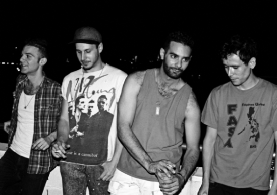 The So So Glos band