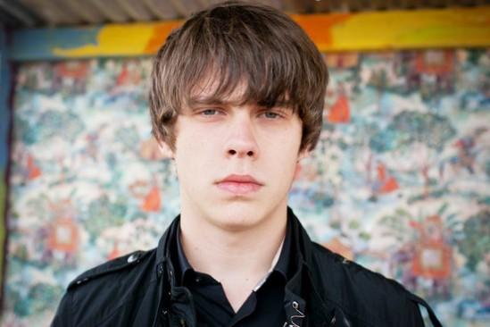 19 yr-old Jake Bugg. Photo: Tom Martin