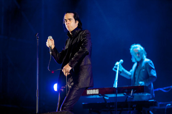 Nick Cave Serbia Nick Cave's 'stagger Lee' Was
