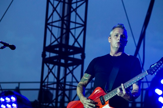 Mike McCready of Pearl Jam