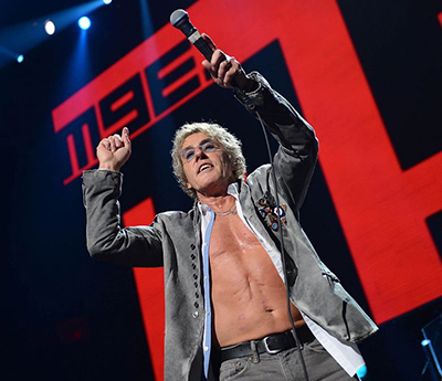 Larry Busacca/Getty Images Entertainment/Getty Images How much is seeing Roger Daltrey's surgery scars in person worth to you?