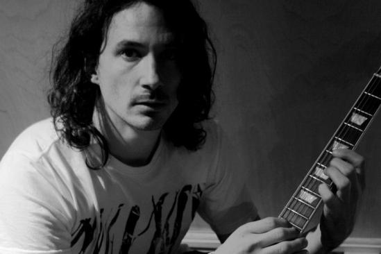 Joe Duplantier of Gojira