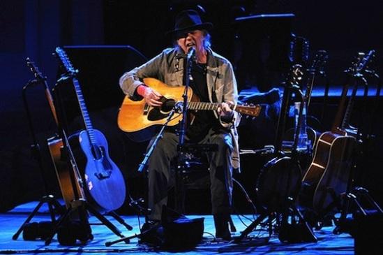 Neil Young. Photo Village Voice