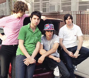 The Rapture band members