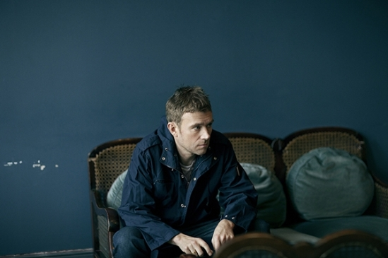 Damon Albarn Courtesy of Nasty Little Man