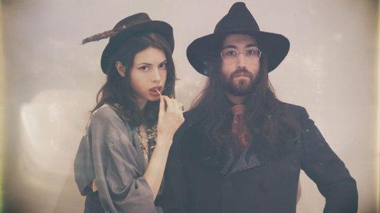 Sean Lennon & Charlotte Kemp