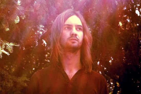 Kevin Parker frontman of Tame Impala