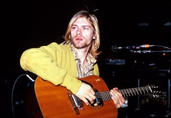 Kurt Corbain