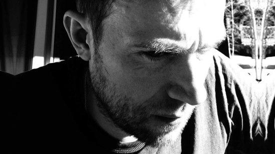 Damon Albarm, frontman of Blur