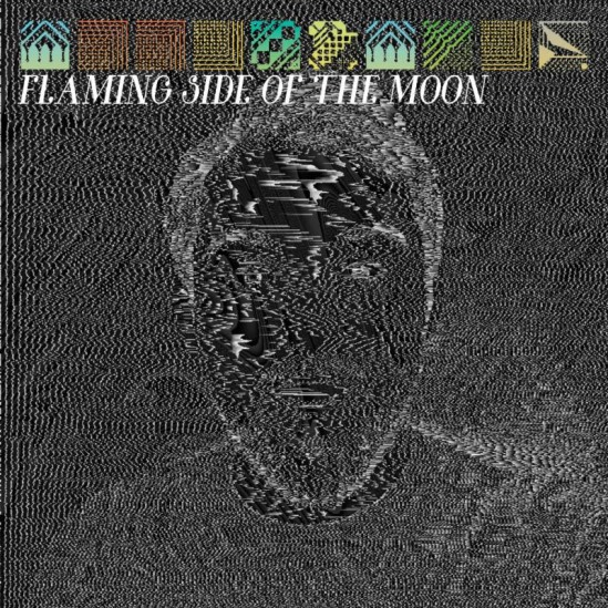 Flaming Side of the Moon