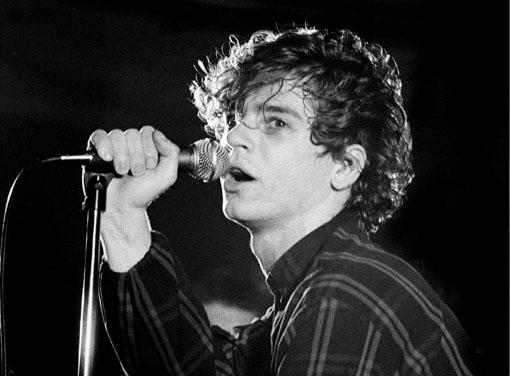 Hutch in 1981