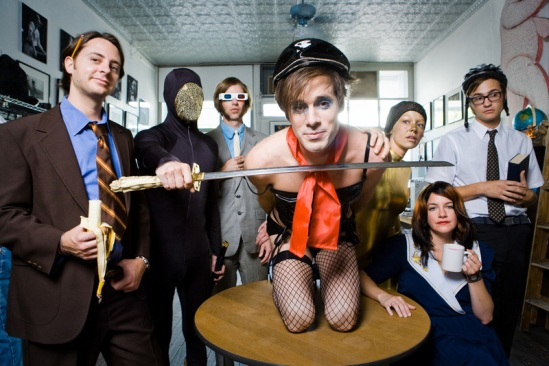 Of Montreal Band