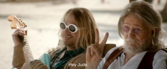 Hey Jude.