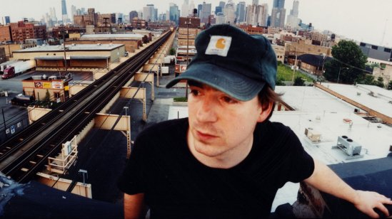 Singer/songwriter Jason Molina