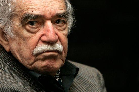 Gabriel Garcia Marquez,  Colombian literary novelist