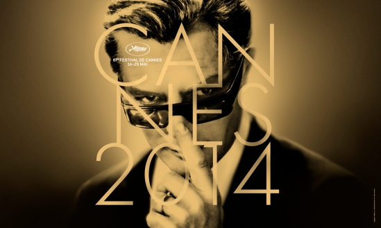 The Cannes 2014 poster