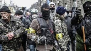 Nazis- Ukraine