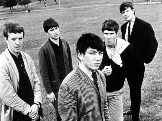 The Animals - Photo: ABKCO records