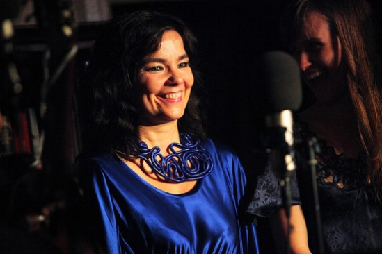 Bjork 2014 - Photo: Getty