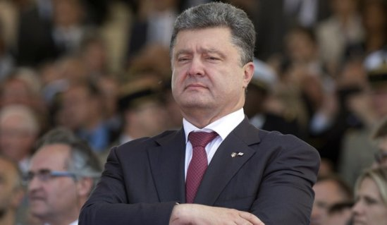 The arrogant 'Chocolate King' selected by the U.S.  for president of Ukraine.