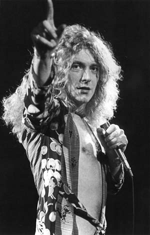 Robert Plant - Born in England; made in the U.S.