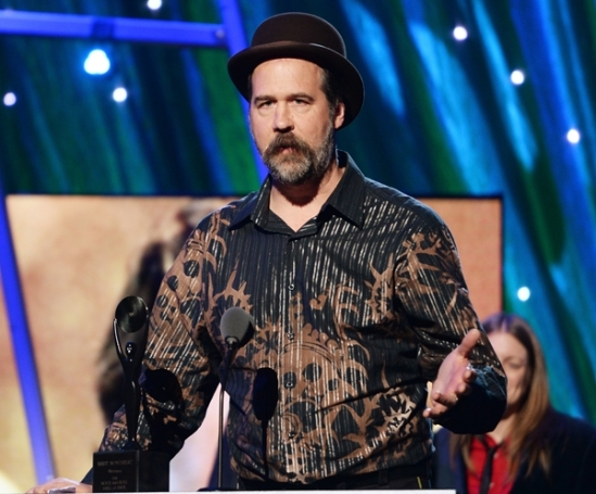 Krist Novoselic Dimitrios Kambouris/Getty Images.