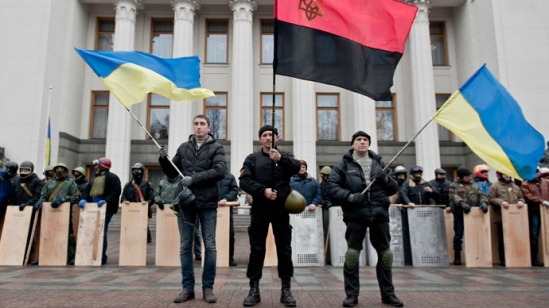 Ukraine to be ruled by neo-fascists