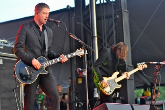 Interpol at Governors Ball 2014(Photo : Ryan Book)