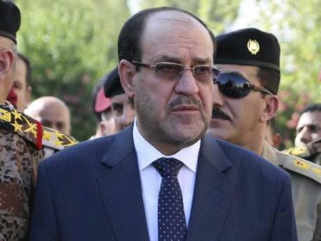 Iraqi leader al-Maliki
