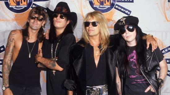 Motley Crue (Photo by Ke.Mazur/WireImage)
