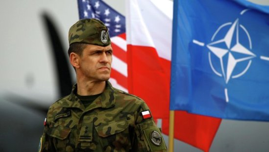 The deployment of NATO forces to new bases in Eastern Europe opens new possibilities for endless war