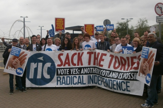 Whatever the referendum's outcome, energy created by the grassroots independence campaign has changed Scottish politics.