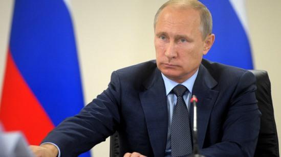 President Vladimir Putin.(RIA Novosti / Alexei Druzhinin)