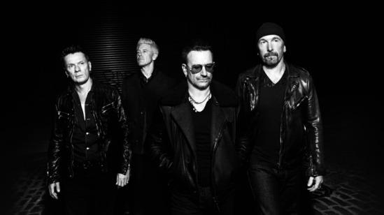 U2 - Photo: Paolo Pellegrin.  PUBLICITY 2014