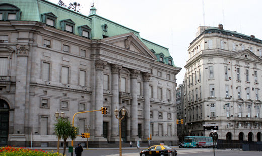 Photo: National Bank of Argentina. Jurist.org
