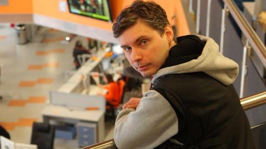 Russian Journalist Andrey Stenin kidnapped