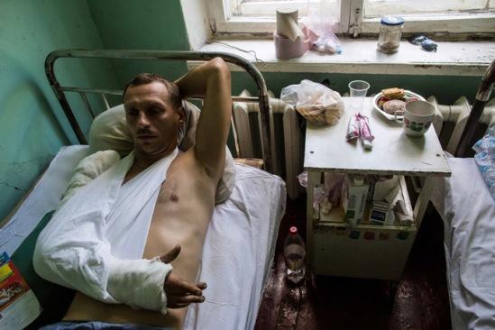 Donetsk region update